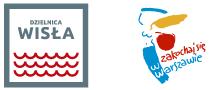 Dzielnica Wisła - logo