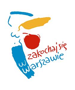 Logo - Zakochaj się w Warszawie